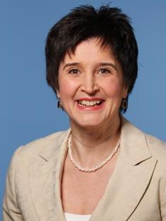 Die bayerische Europa-Spitzenkandidatin Maria Noichl