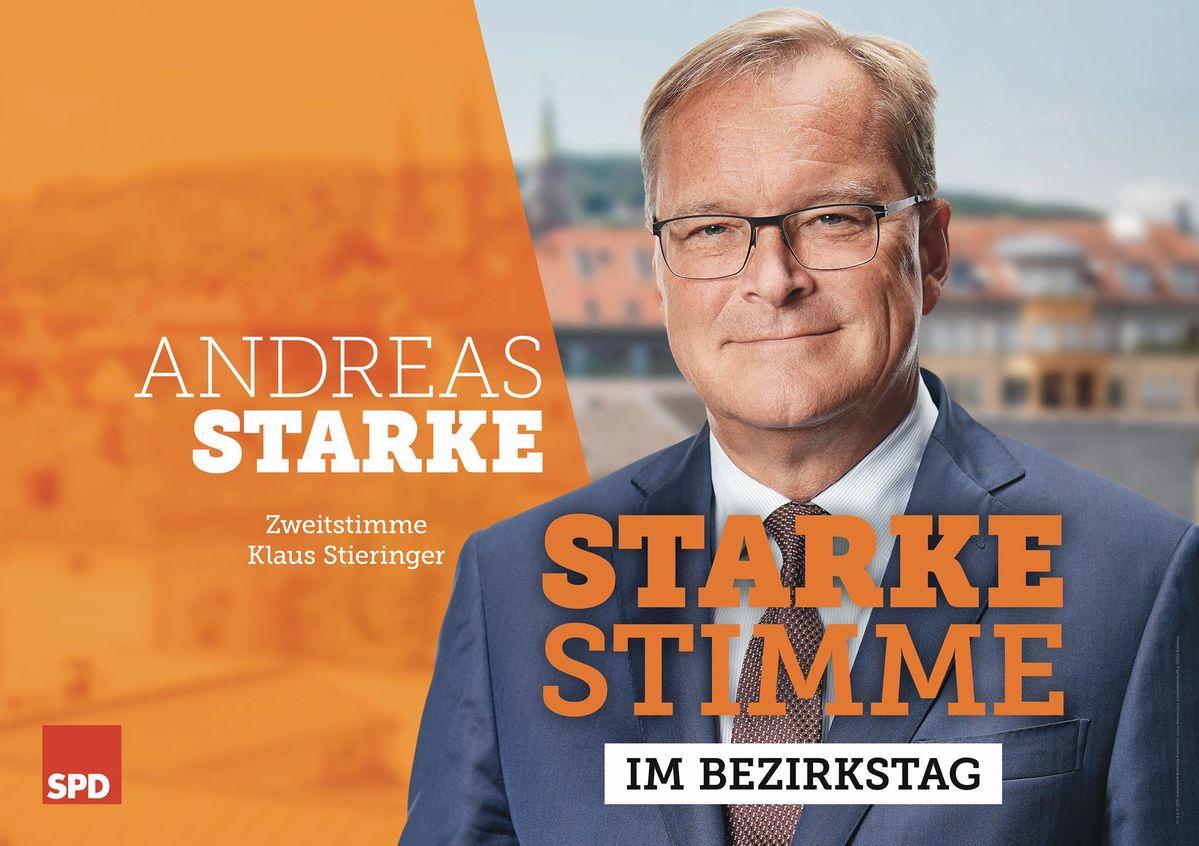 Plakat Andreas Starke 2018